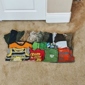 Other - Lot of 22 boys items 18mon-2yr